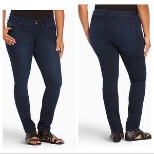 Torrid Skinny Jeans-Dark Wash